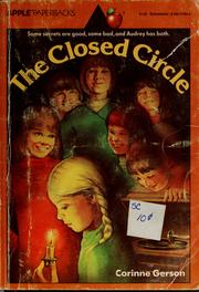 Cover of: The closed circle