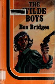 Cover of: The wilde boys