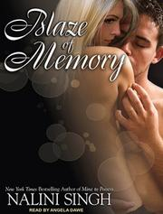 Cover of: Blaze of Memory |
