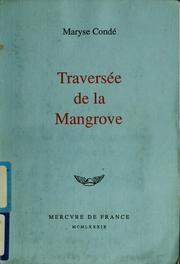 Cover of: Traversée de la mangrove