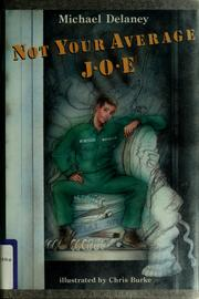 Cover of: Not your average Joe