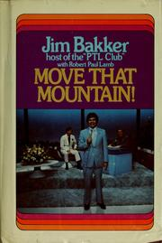 Cover of: Move that mountain