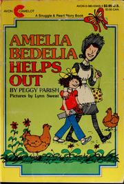 Cover of: Amelia Bedelia helps out | Peggy Parish