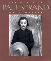 Cover of: Paul Strand |