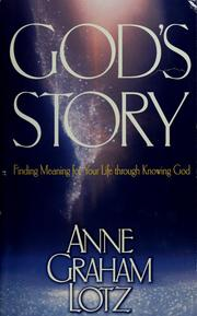 Cover of: God's story