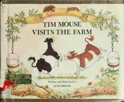 Cover of: Tim Mouse visits the farm | Judy Brook