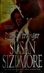 Cover of: Dark stranger