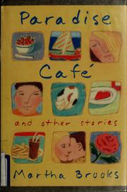 Cover of: Paradise Cafe and other stories