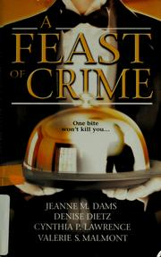 Cover of: A feast of crime