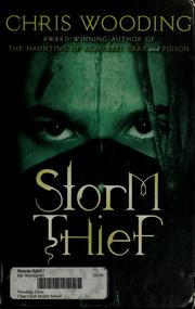 Cover of: Storm thief | Chris Wooding
