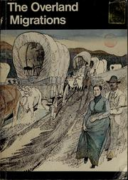 Cover of: The Overland migrations