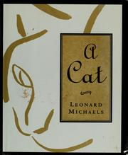 Cover of: A cat