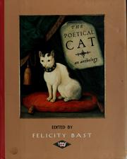 Cover of: The poetical cat