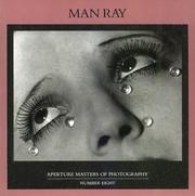 Cover of: Man Ray (Aperture Masters of Photography)