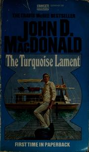 Cover of: The turquoise lament
