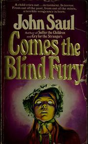 Cover of: Comes the blind fury