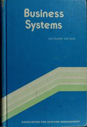 Cover of: Business systems | Theodore C. Willoughby