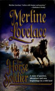 Cover of: The horse soldier | Merline Lovelace