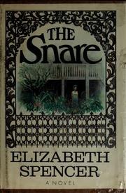 Cover of: The snare;