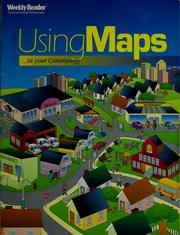 Cover of: Using maps | David King