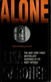 Cover of: Alone