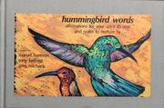 Cover of: Hummingbird words