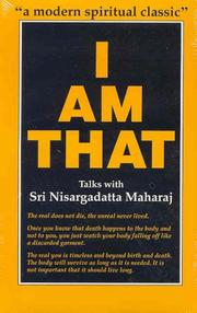 Cover of: I Am That