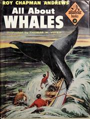 Cover of: All about whales