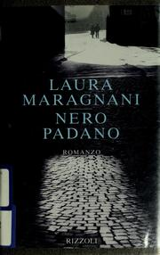 Cover of: Nero padano