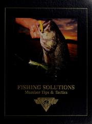Cover of: Fishing solutions | Kelly Gohman