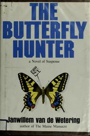 Cover of: The butterfly hunter