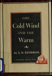 Cover of: The cold wind and the warm