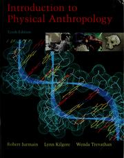 Cover of: Introduction to physical anthropology