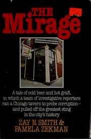 Cover of: The mirage | Zay N. Smith