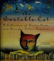 Cover of: The Quotable cat