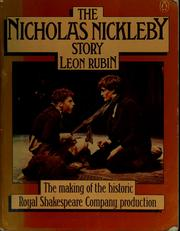 Cover of: The Nicholas Nickleby story