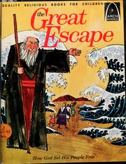 Cover of: The great escape
