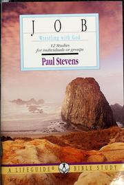 Cover of: Job | Paul Stevens
