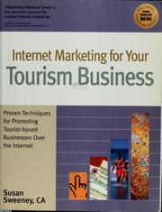 Cover of: Internet marketing for your tourism business