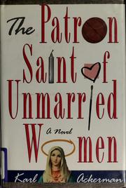 Cover of: The patron saint of unmarried women