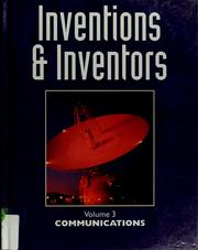 Cover of: Inventions & inventors | Grolier Educational