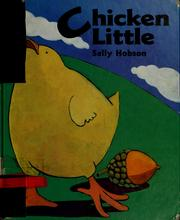 Cover of: Chicken Little | Sally Hobson