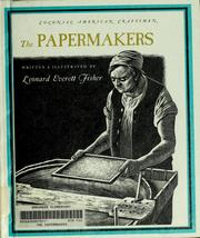 Cover of: The paper makers