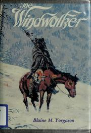 Cover of: The windwalker