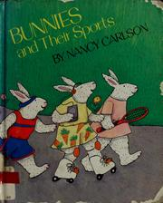 Cover of: Bunnies and their sports
