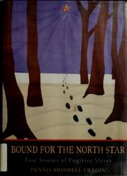 Cover of: Bound for the North Star