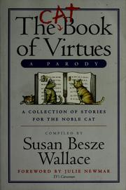 Cover of: The Cat Book of Virtues