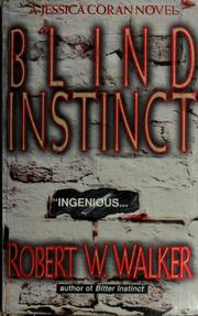 Cover of: Blind instinct