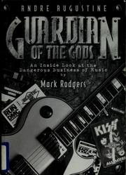 Cover of: Guardian of the gods