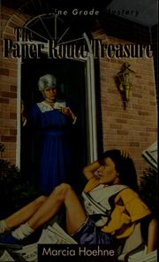 Cover of: The paper route treasure